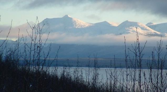 Dease Lake Photo - Copyright 2006 - Scott Van Achte